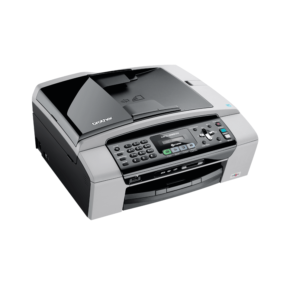 MFC-295CN all-in-one inkjetprinter 3