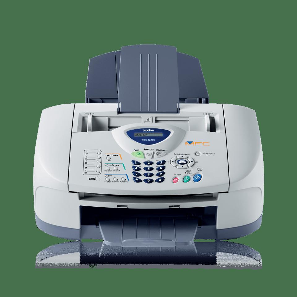 MFC-3220C all-in-one inkjetprinter 2