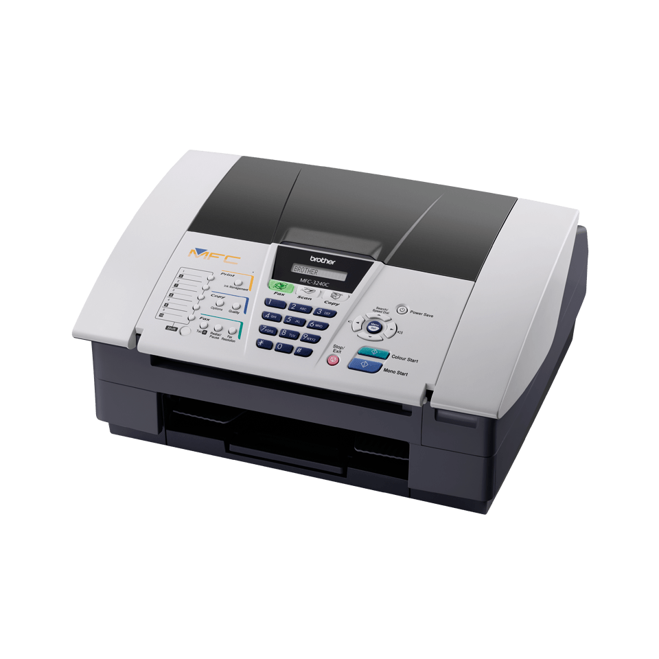 MFC-3240C all-in-one inkjet printer