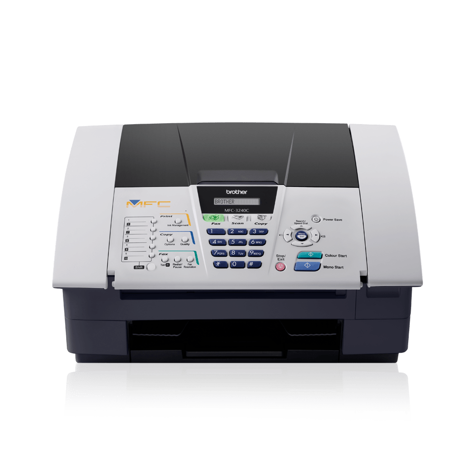 MFC-3240C 4-in-1 inkjet printer