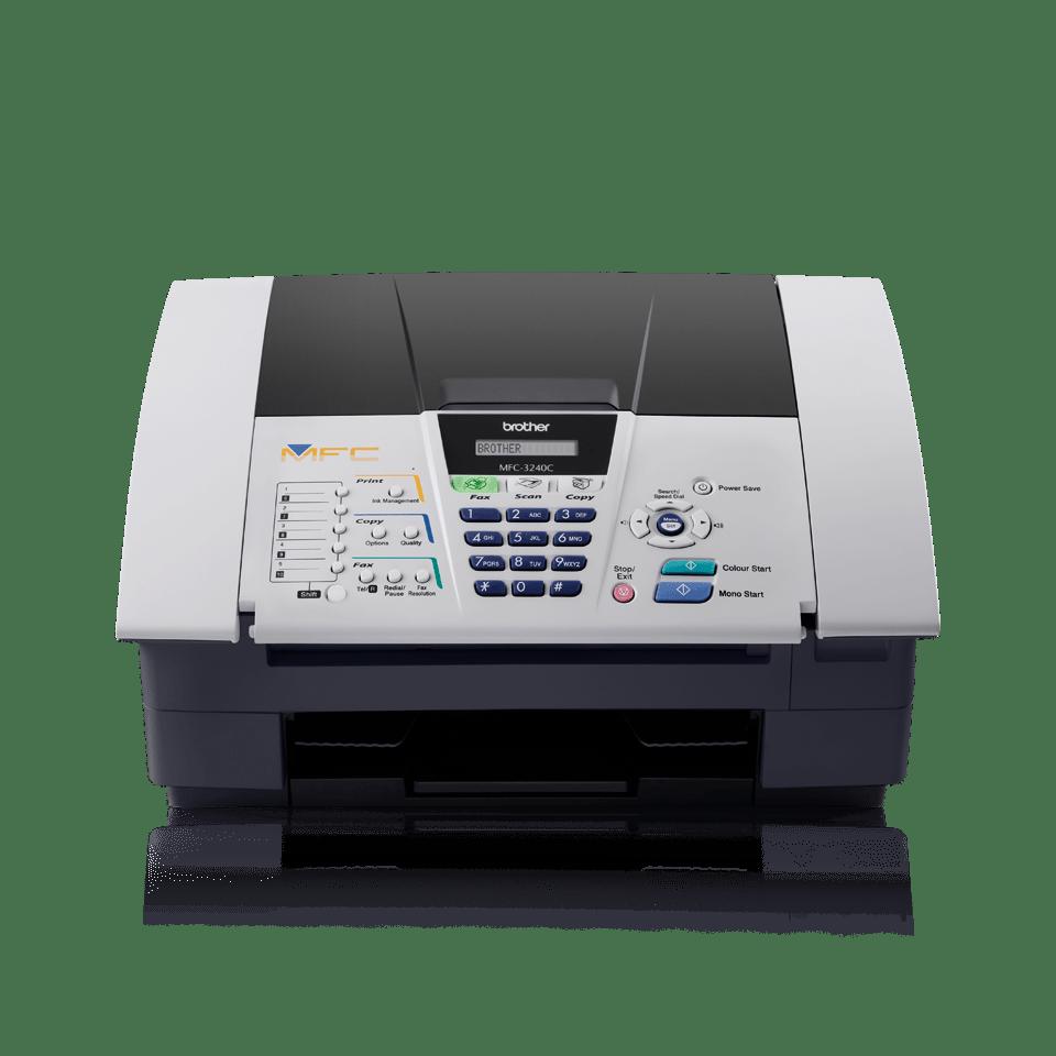 MFC-3240C all-in-one inkjet printer 2