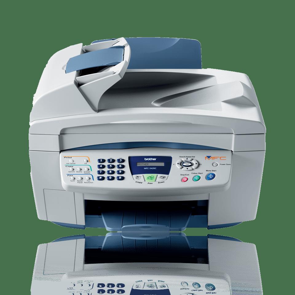MFC-3420C all-in-one inkjet printer