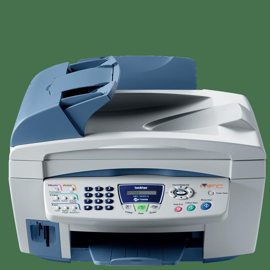 MFC-3820CN all-in-one inkjetprinter