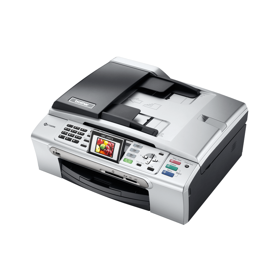MFC-440CN all-in-one inkjetprinter