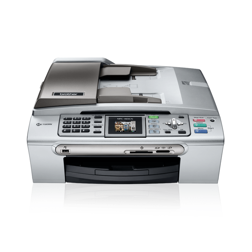 MFC-465CN 4-in-1 inkjet printer