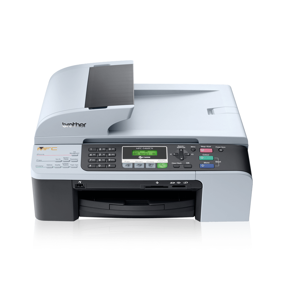 MFC-5460CN all-in-one inkjetprinter 2