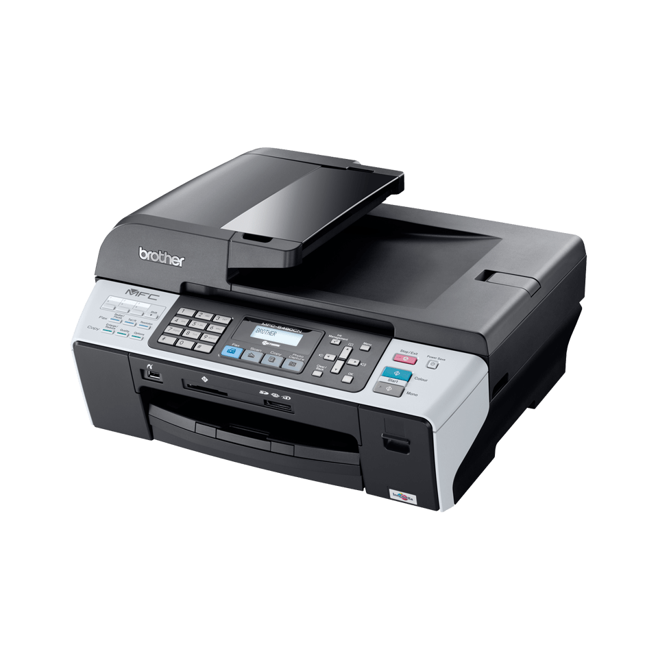 MFC-5490CN all-in-one inkjet printer