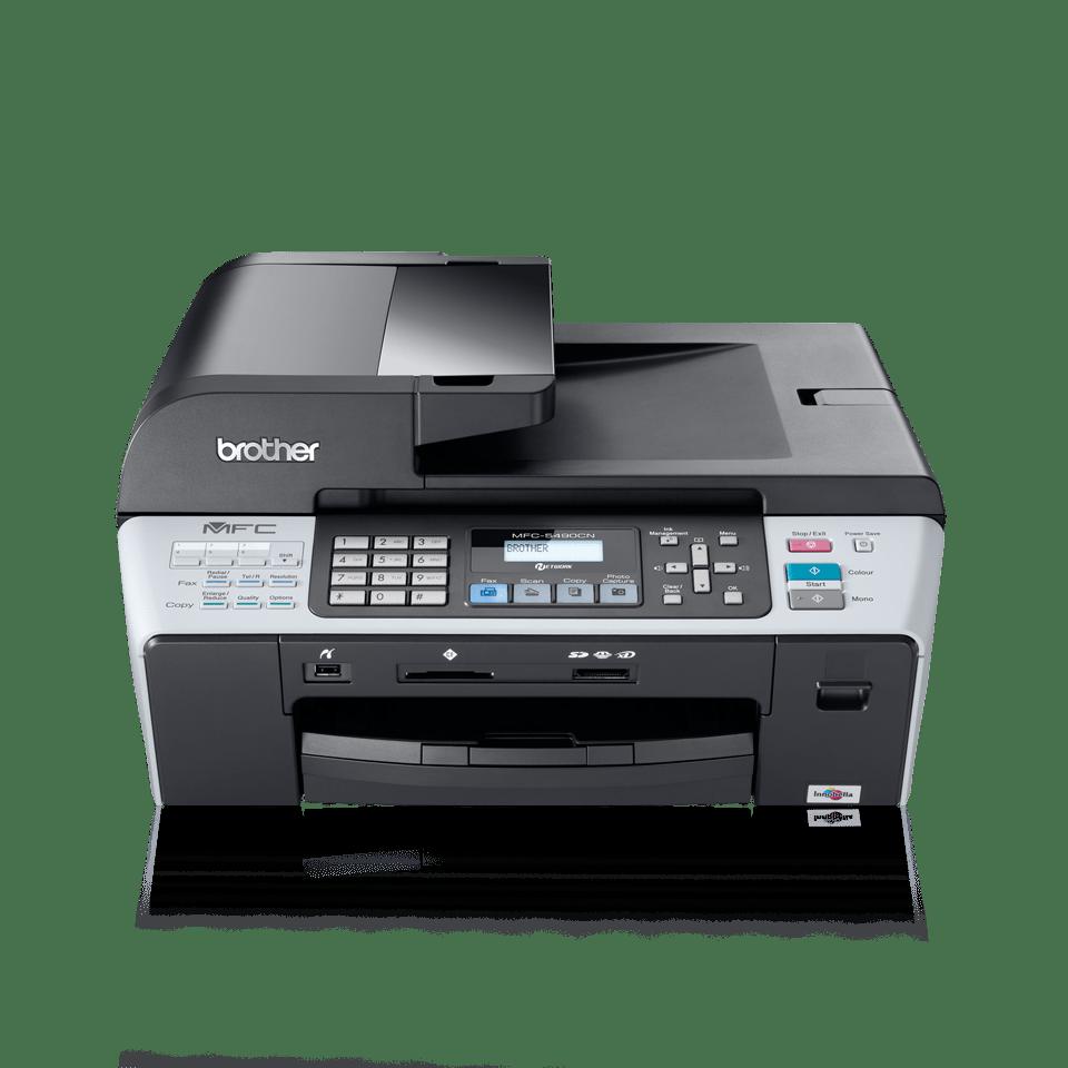 MFC-5490CN all-in-one inkjet printer 2