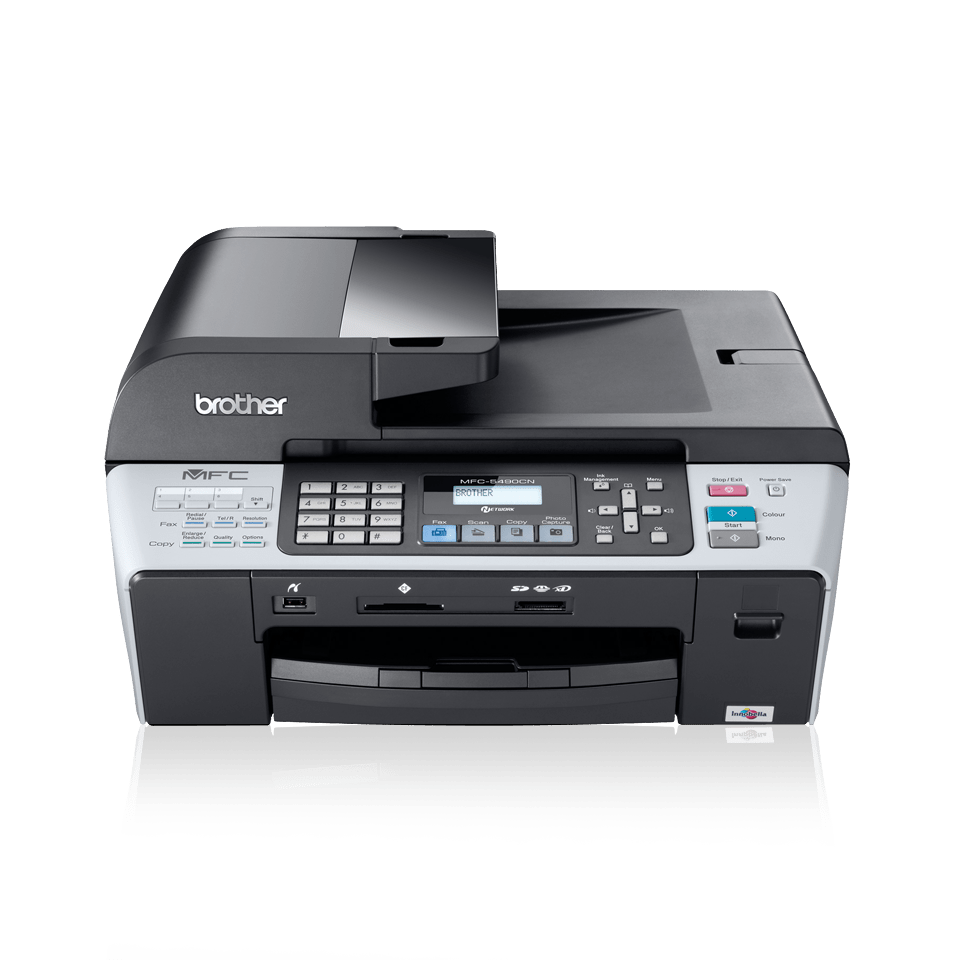 MFC-5490CN all-in-one inkjet printer 2