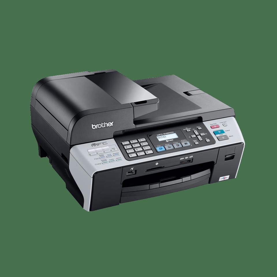MFC-5490CN all-in-one inkjet printer 3