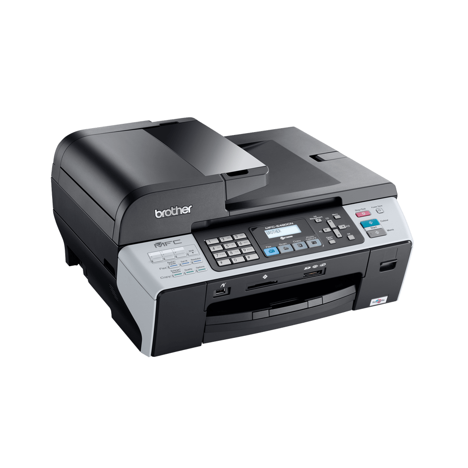 MFC-5490CN all-in-one inkjet printer 3