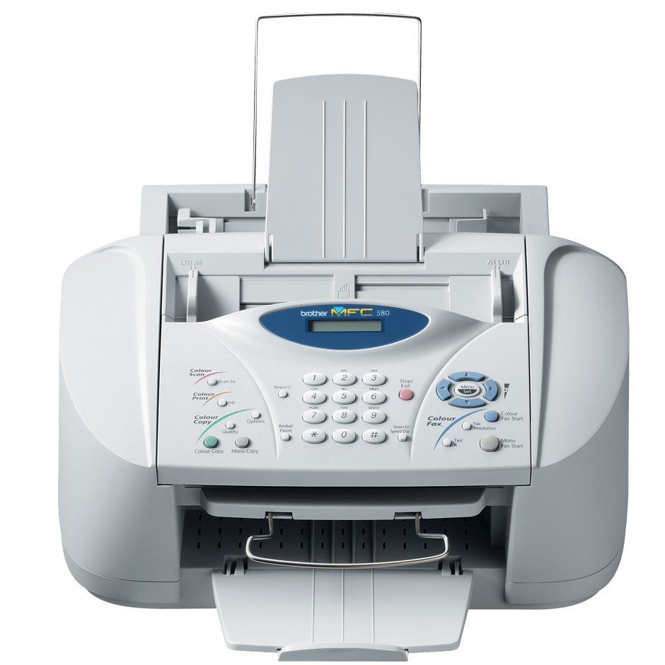 MFC-580 all-in-one inkjetprinter