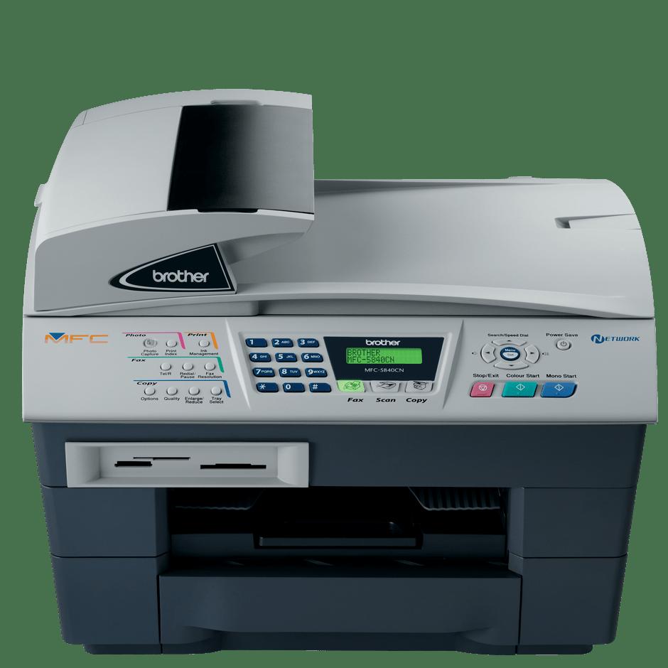 MFC-5840CN 4-in-1 inkjet printer