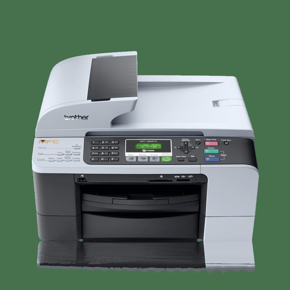 MFC-5860CN all-in-one inkjetprinter 2