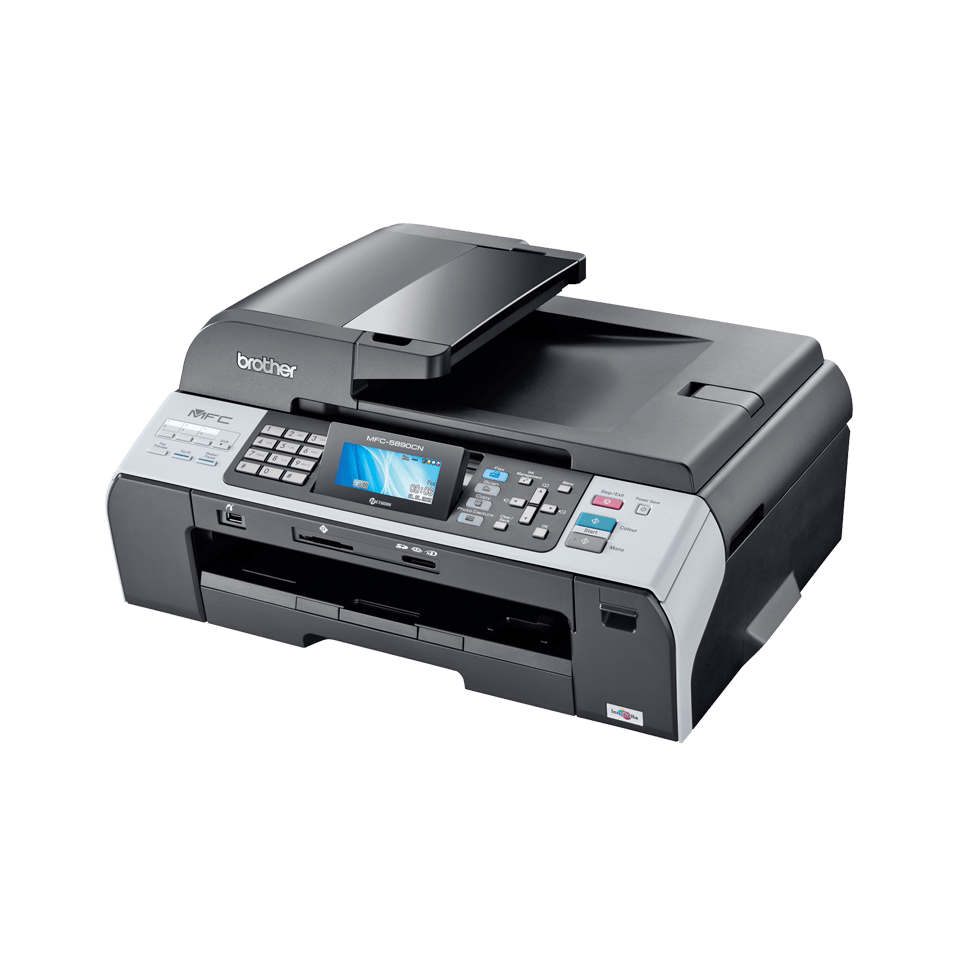 MFC-5890CN all-in-one inkjet printer