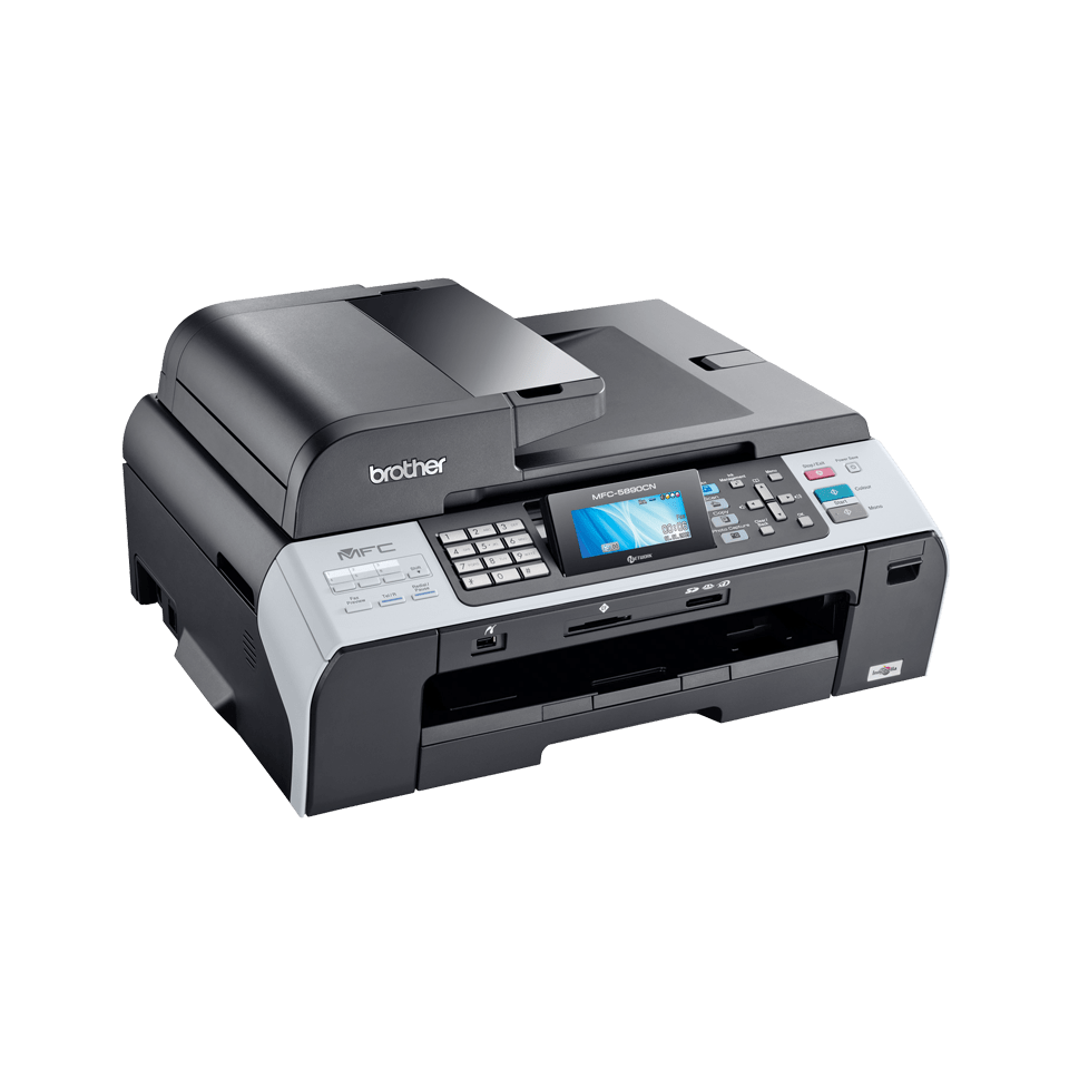 MFC-5890CN all-in-one inkjet printer 3