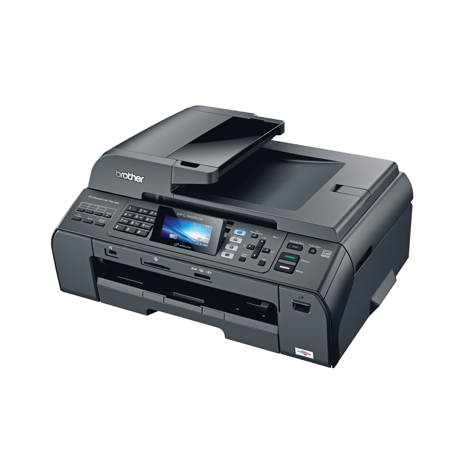 MFC-5895CW all-in-one inkjet printer
