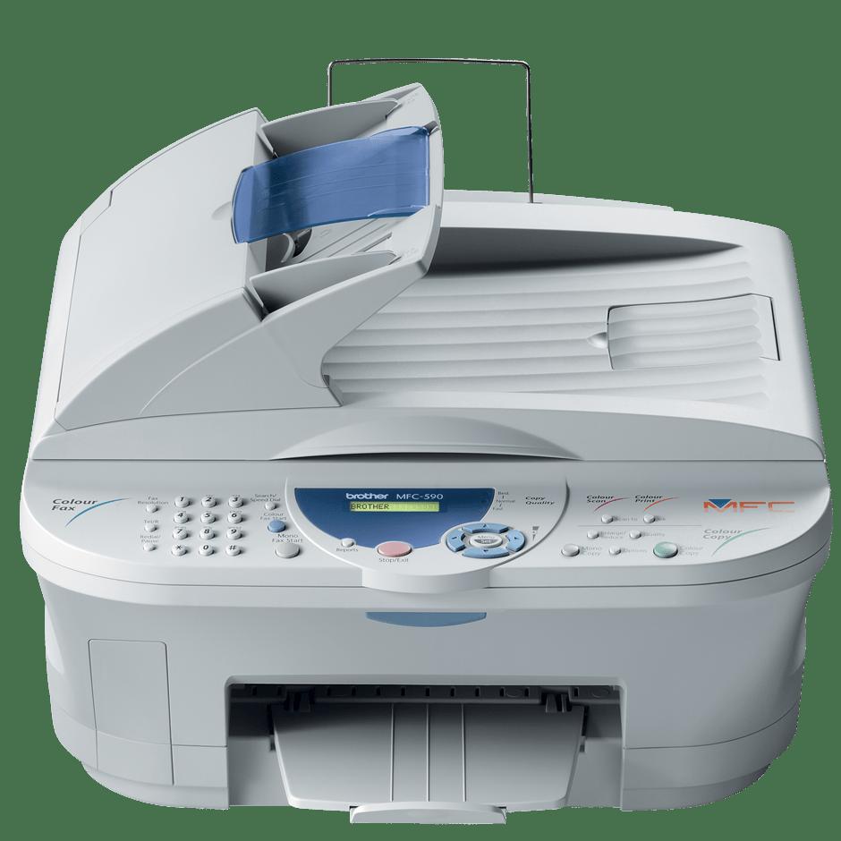 MFC-590 imprimante jet d'encre tout-en-un