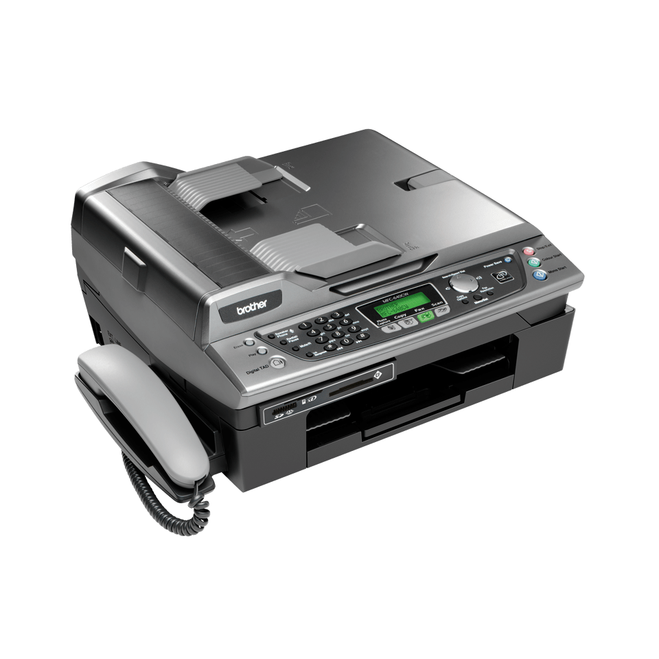 MFC-640CW all-in-one inkjet printer 2