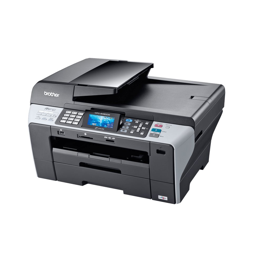 MFC-6490CW all-in-one inkjetprinter