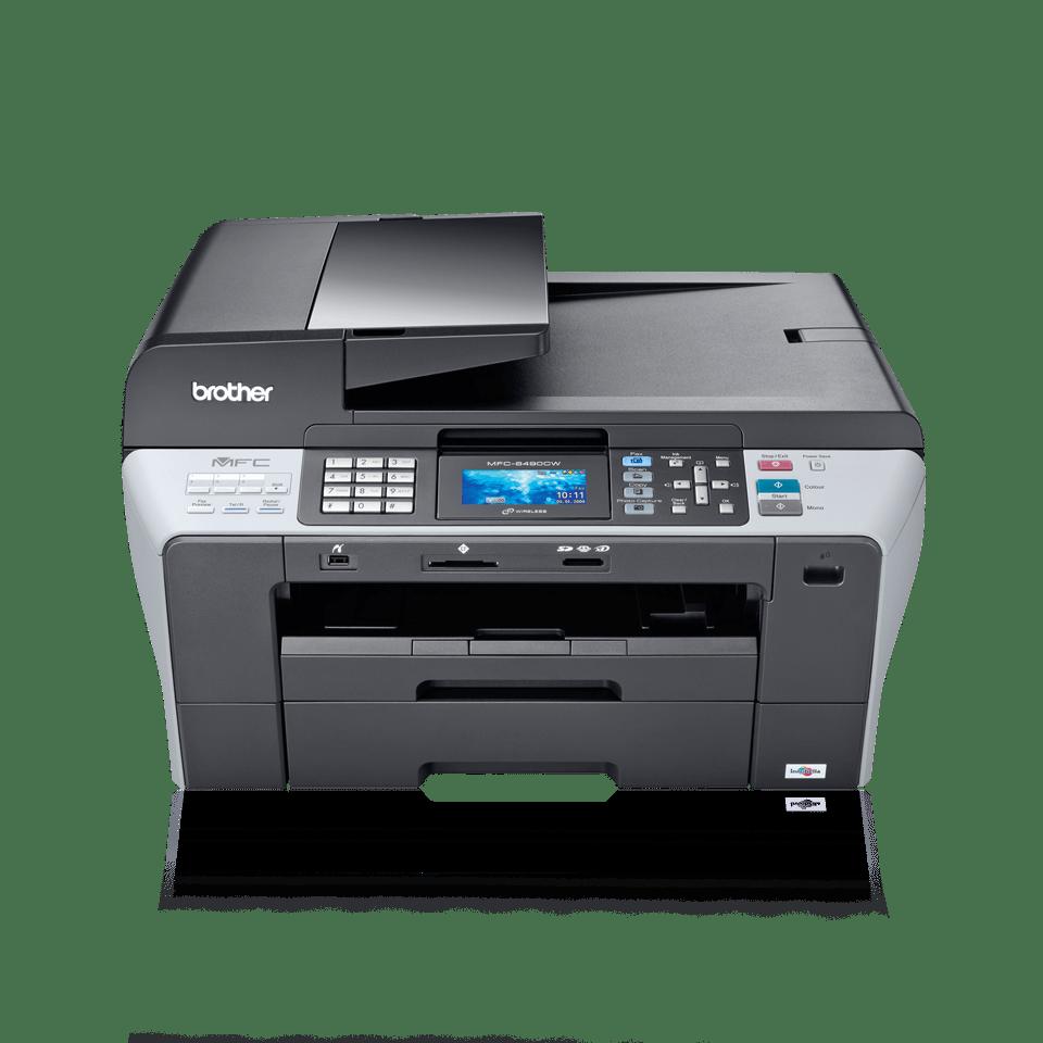 MFC-6490CW imprimante 4-in-1 jet d'encre 2