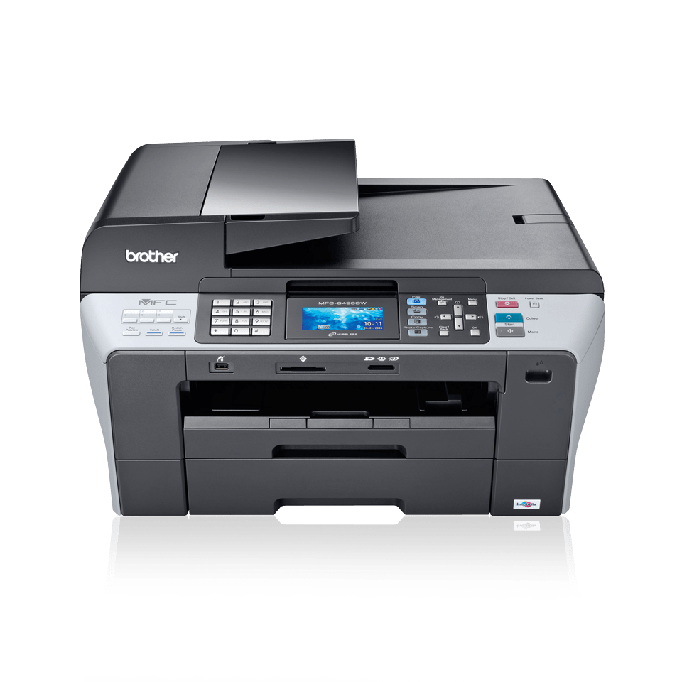 MFC-6490CW all-in-one inkjetprinter 2