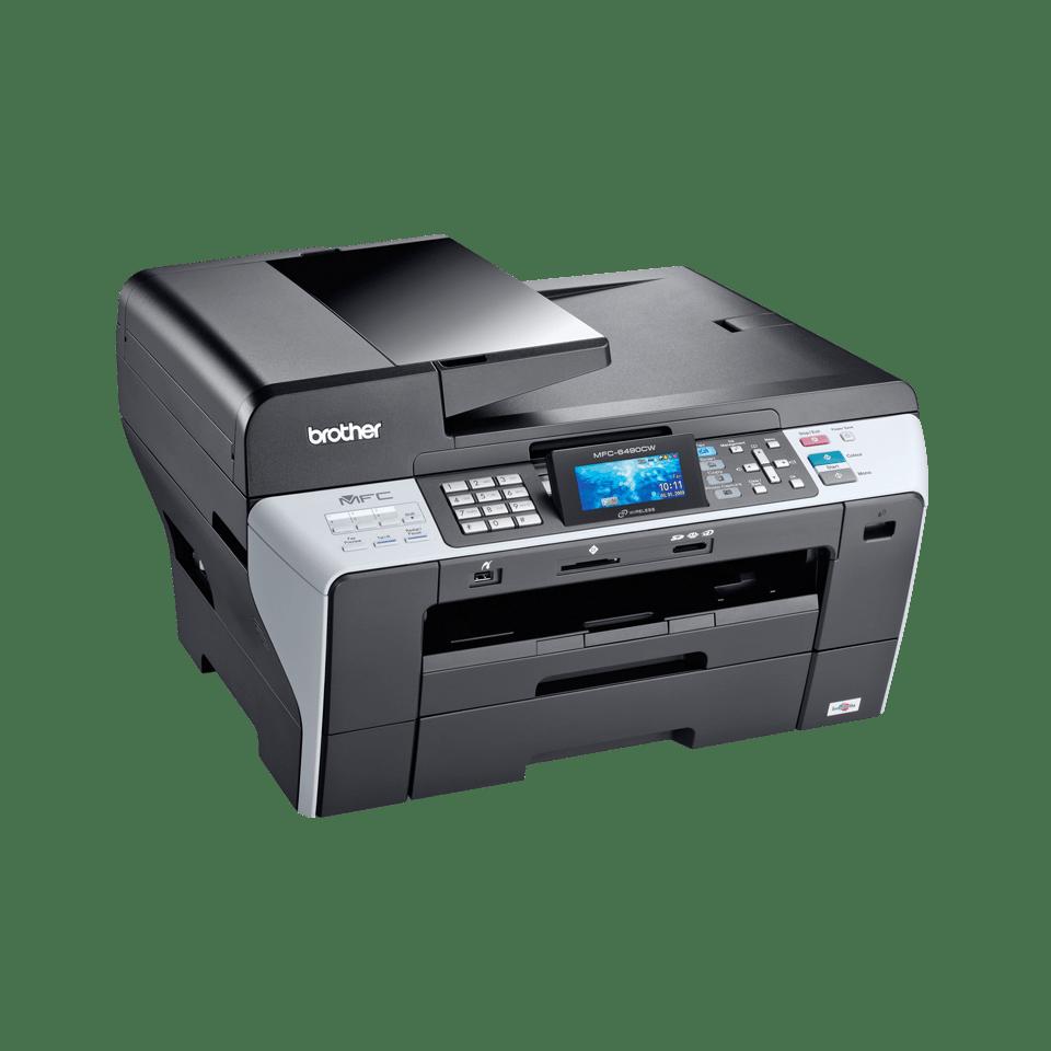 MFC-6490CW imprimante 4-in-1 jet d'encre 3