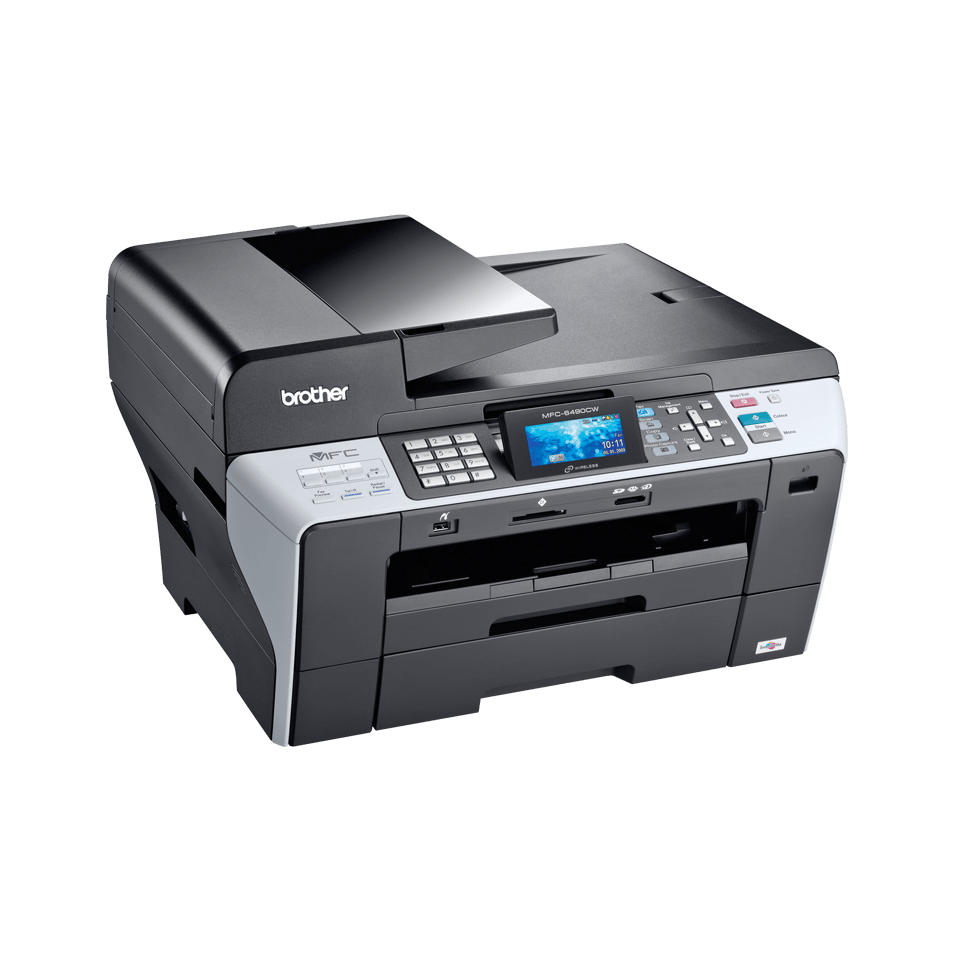 MFC-6490CW all-in-one inkjetprinter 3