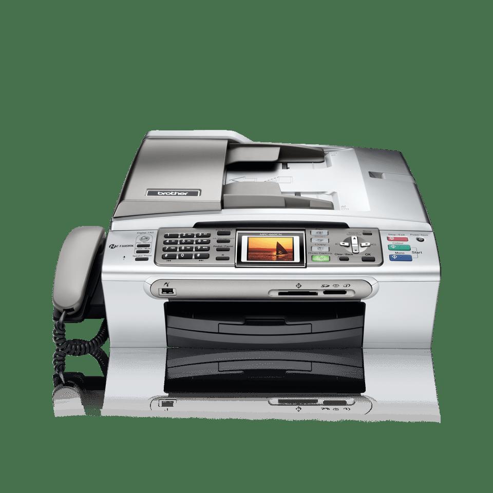 MFC-660CN all-in-one inkjet printer 2