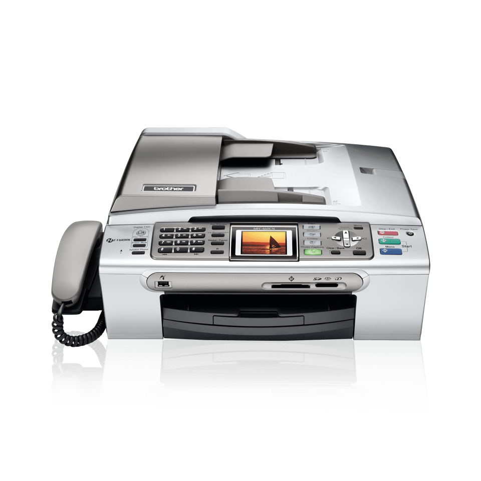 MFC-660CN 4-in-1 inkjet printer