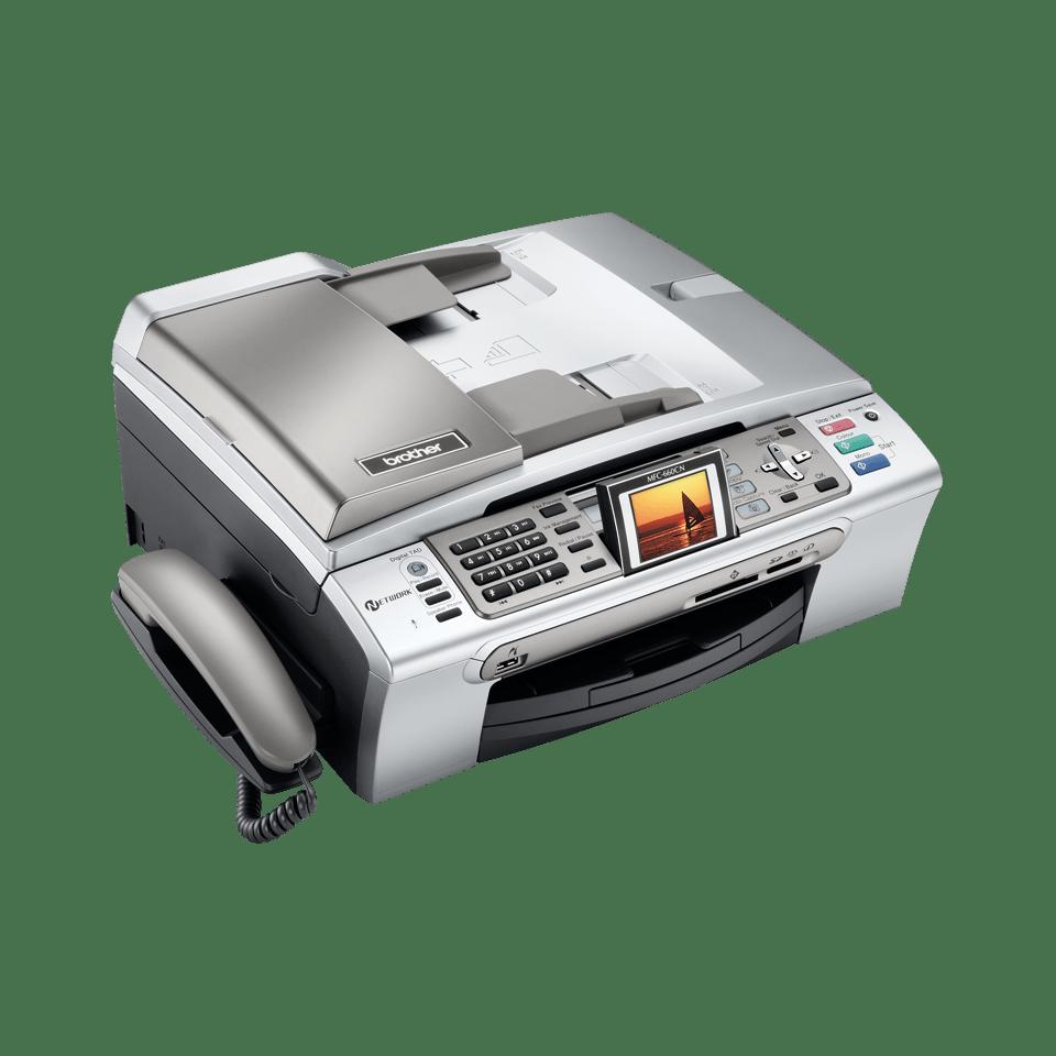 MFC-660CN all-in-one inkjet printer 3