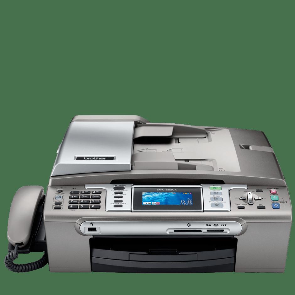 MFC-680CN all-in-one inkjet printer