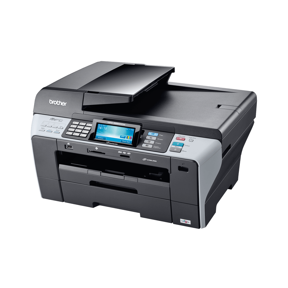 MFC-6890CDW 4-in-1 inkjet printer