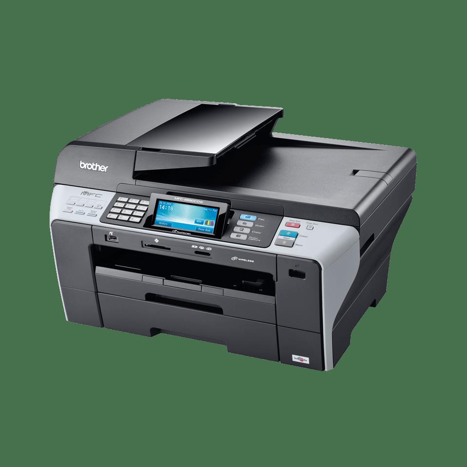 MFC-6890CDW all-in-one inkjetprinter