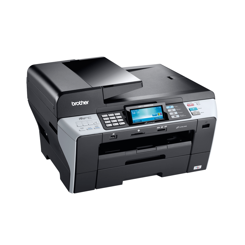 MFC-6890CDW all-in-one inkjet printer 2