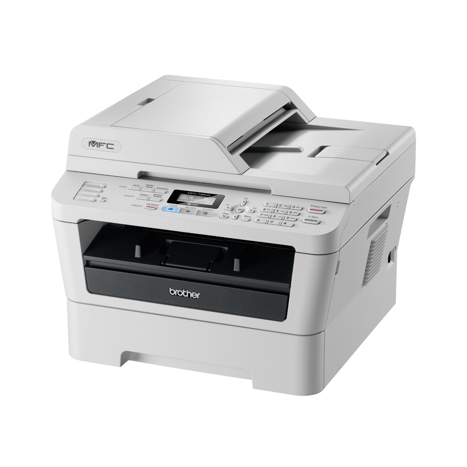 MFC-7360N all-in-one mono laser printer