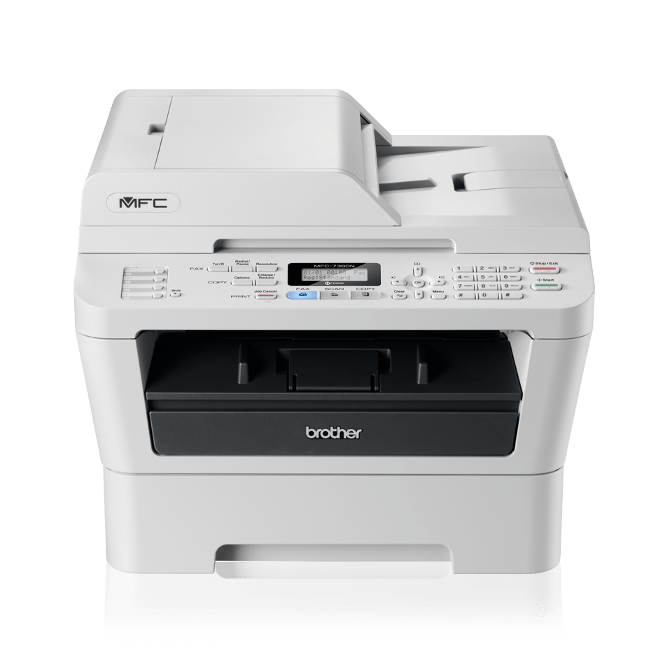 MFC-7360N all-in-one mono laser printer 2
