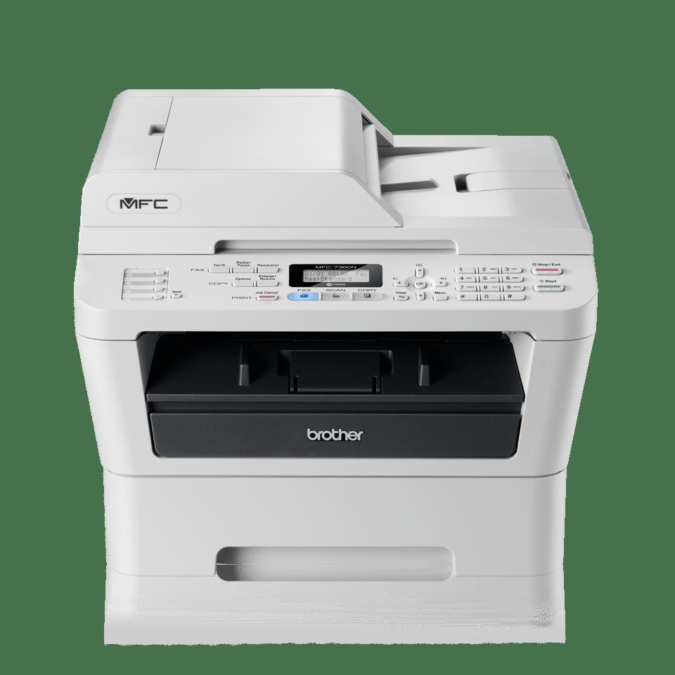 MFC-7360N all-in-one zwart-wit laserprinter 2