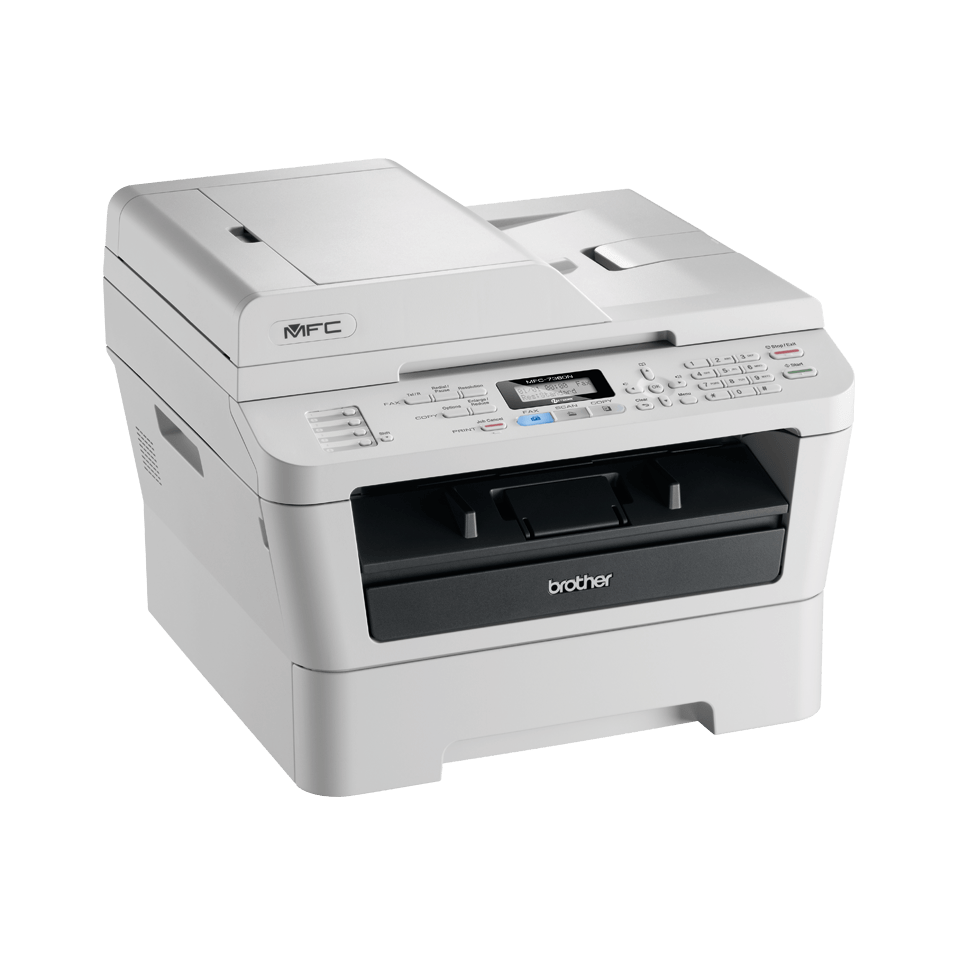 MFC-7360N all-in-one mono laser printer 3