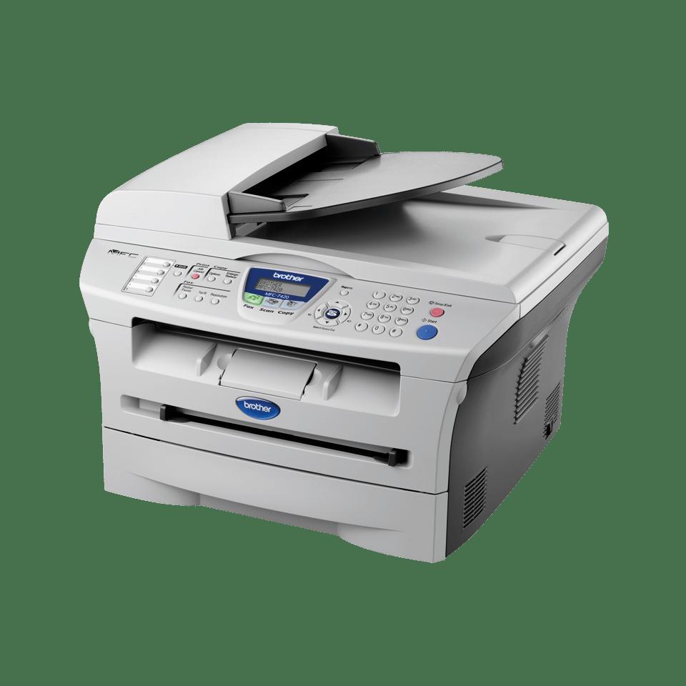 MFC-7420 all-in-one mono laser printer