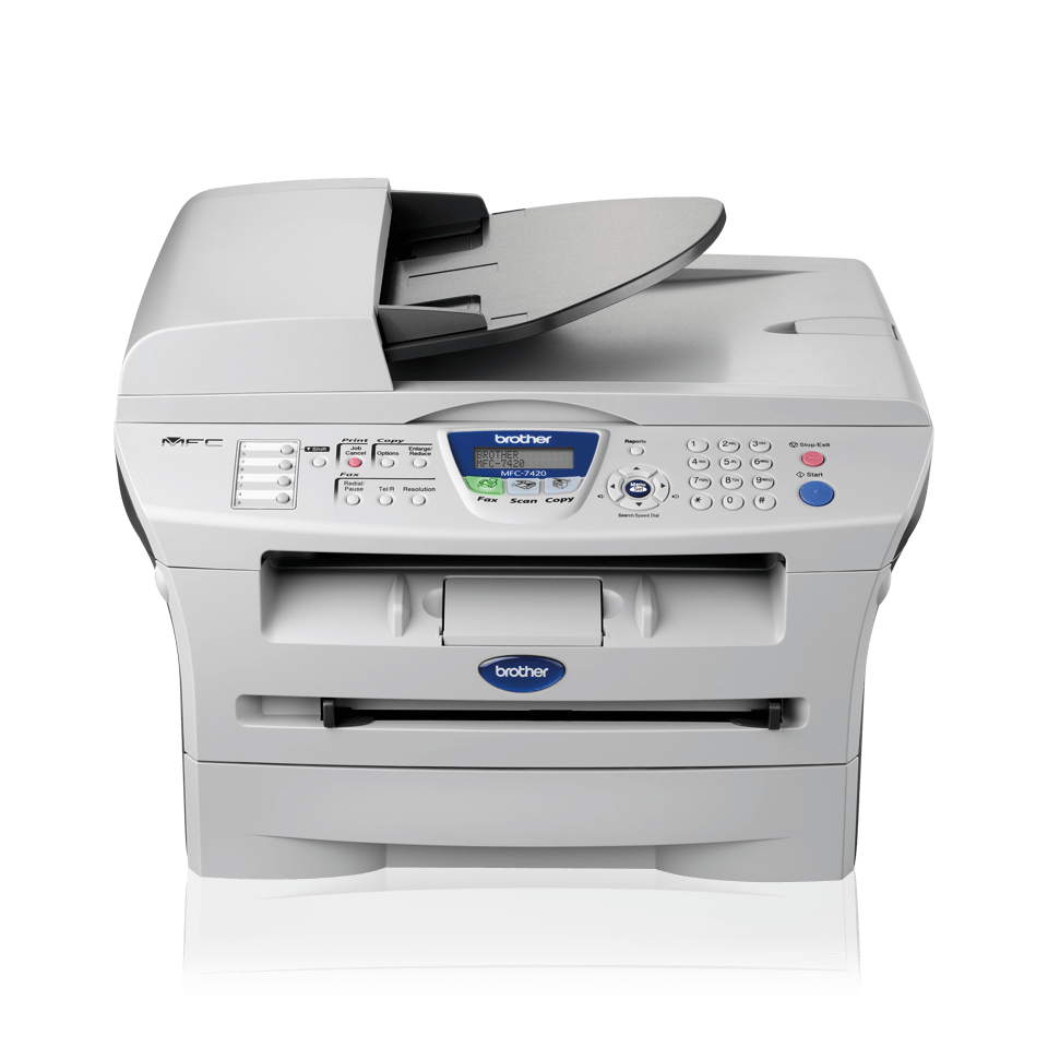 MFC-7420 4-in-1 mono laser printer