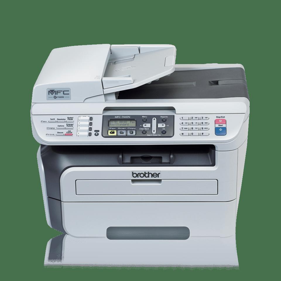 MFC-7440N 4-in-1 mono laser printer