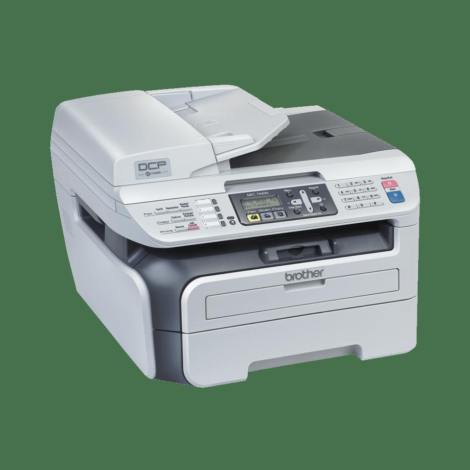 MFC-7440N imprimante laser monochrome tout-en-un 3
