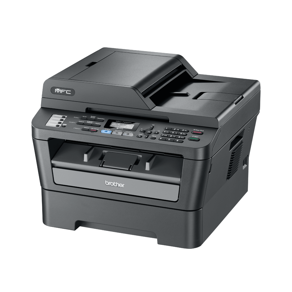 MFC-7460DN all-in-one mono laser printer