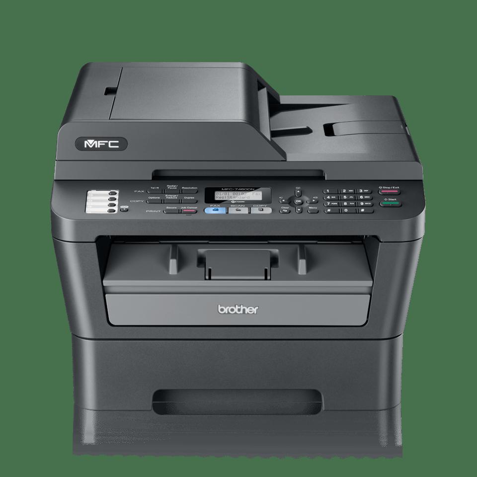 MFC-7460DN all-in-one mono laser printer 2