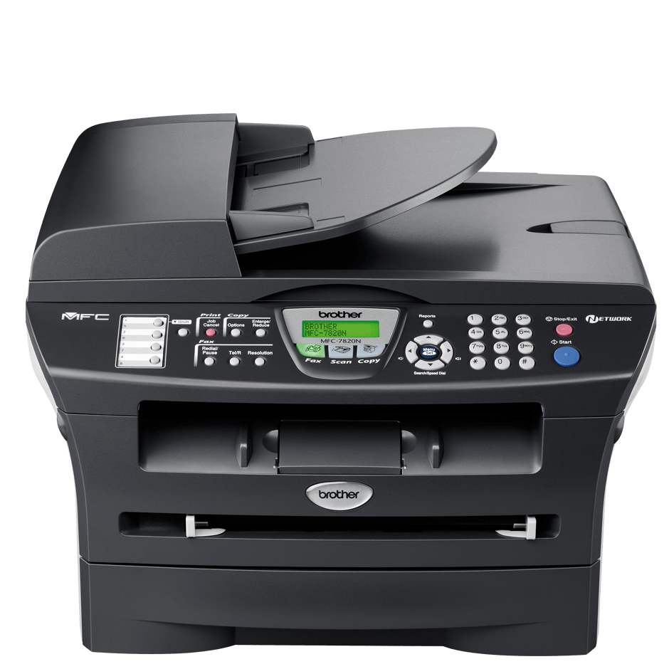MFC-7820N all-in-one zwart-wit laserprinter
