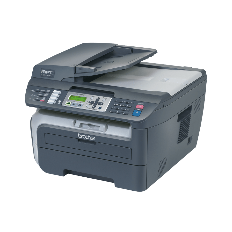 MFC-7840W all-in-one mono laser printer