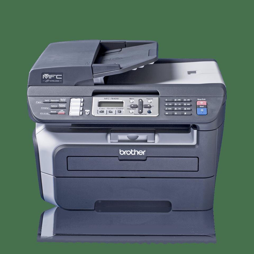 MFC-7840W 4-in-1 mono laser printer