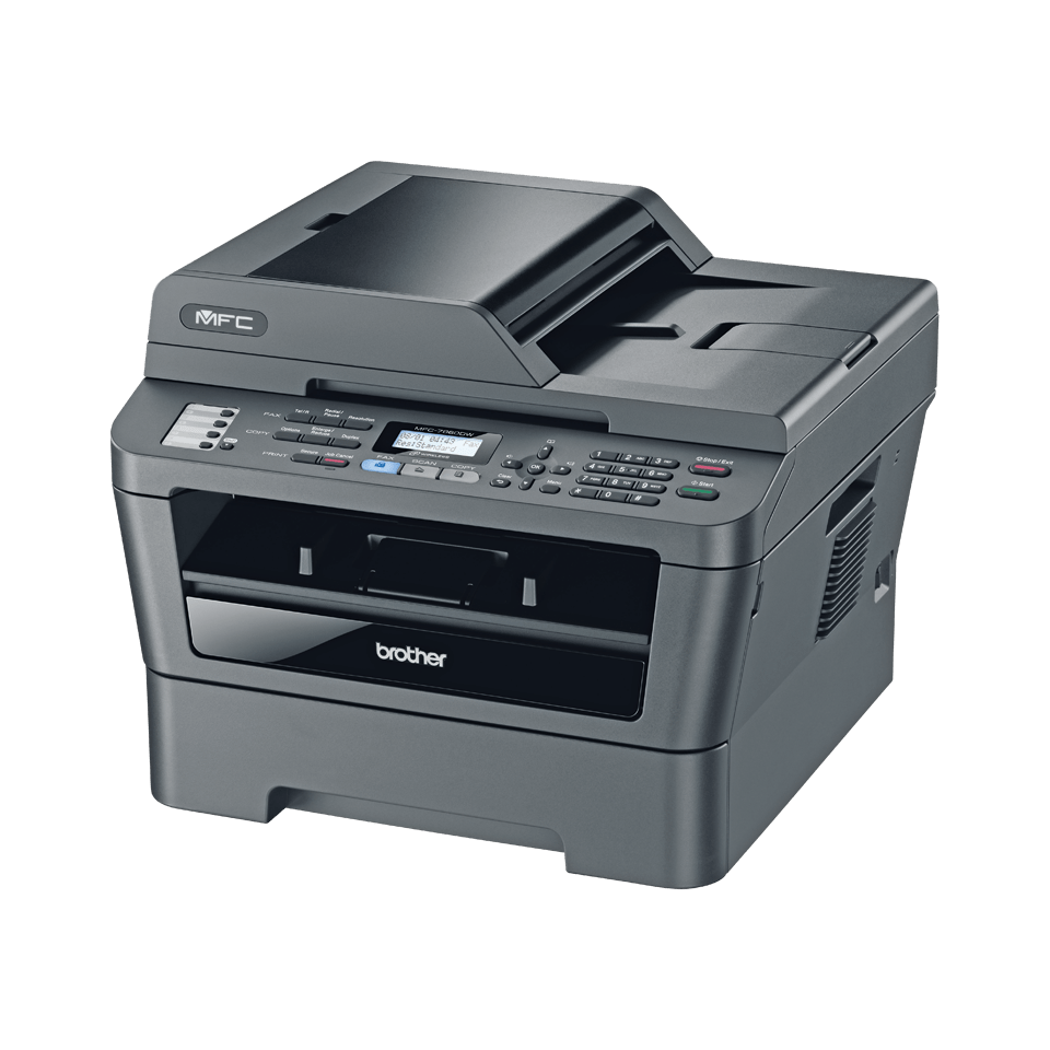 MFC-7860DW all-in-one mono laser printer
