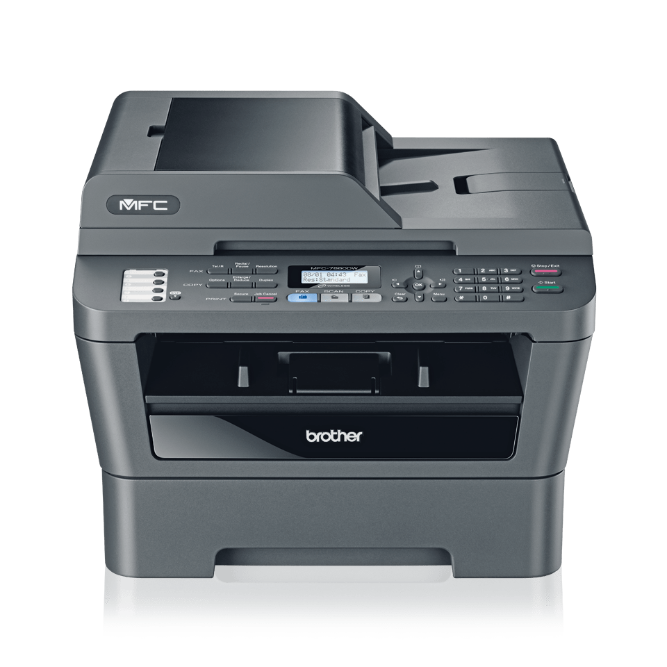 MFC-7860DW all-in-one mono laser printer 2